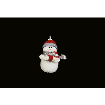 Image for Felt Santa or Snowman Hanging Decoration from StoreName