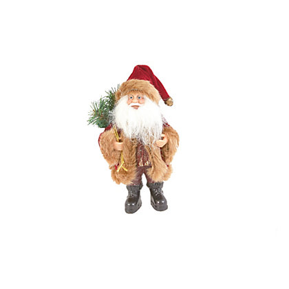 Image for Traditional Santa Hanging Ornament from StoreName