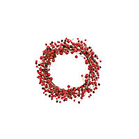 Wild Berry Mini Christmas Wreath