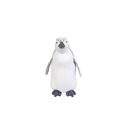 Image for Large Fluffy Standing Penguin from StoreName