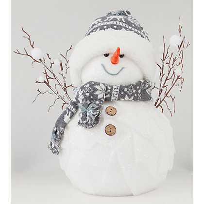 Image for Large Happy Snowman from StoreName