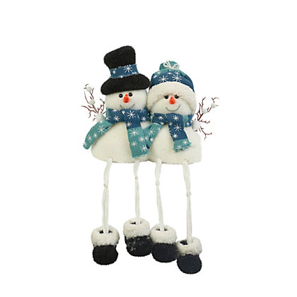 Image for Snowman Friends with Dangly Legs from StoreName