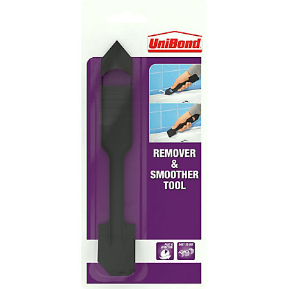 Image for UniBond Remover and Smoother Tool - Black - 1 piece from StoreName