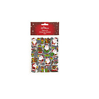 Christmas Stickers 4 pack