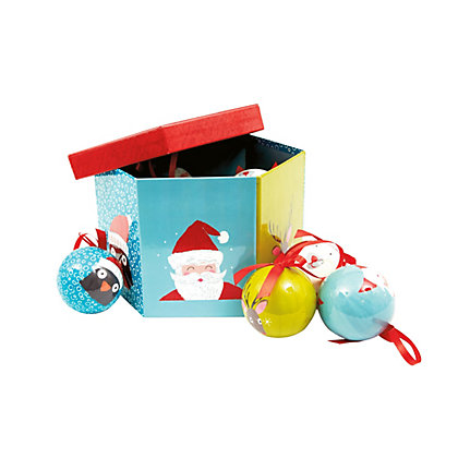 Image for Christmas Character Baubles 14 pack from StoreName