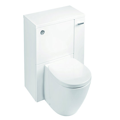 Image for Ideal Standard Senses Space White WC Unit - 60cm from StoreName