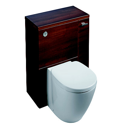 Image for Ideal Standard Senses Space Walnut WC Unit -60cm from StoreName