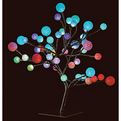 Image for Eva Ball Tree Table Lamp from StoreName