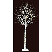 1.5m Birch Tree Floor Lamp