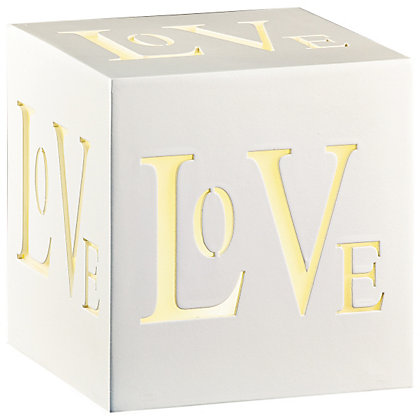 Image for Love Box Table Light from StoreName