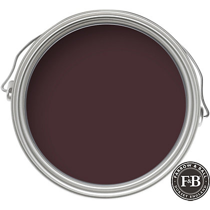 Image for Farrow & Ball No.254 Pelt - Exterior Eggshell Paint - 2.5L from StoreName
