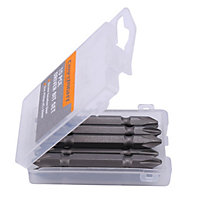 Craftright 10 Piece Driver Bit Set - 65mm