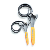 2 Piece Strap Wrench Set