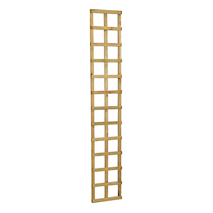 Image for Forest Premium Wooden Trellis - 6x1ft from StoreName