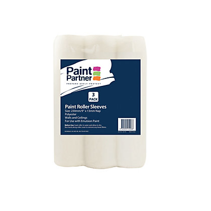 Image for Paint Roller Refills 3 Pack from StoreName