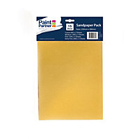 Paint Partner Sandpaper - Pack of 15 - 230 x 280mm
