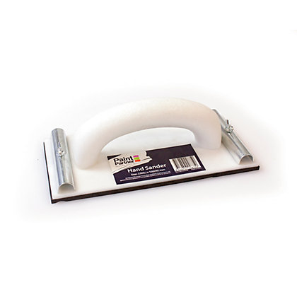 Image for Paint Partner Hand Sander- 230 x 105mm from StoreName