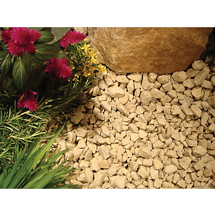 Image for Real Gravel Cotswold Stone Chippings - 18-22mm from StoreName