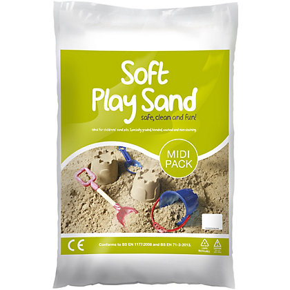 Image for Soft Play Sand - Midi Pack from StoreName