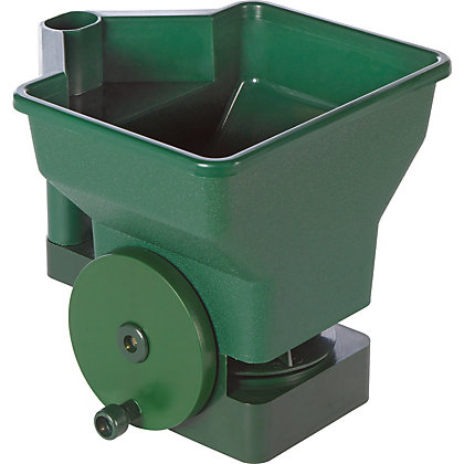Image for Saxon Lawn Fertilizer Spreader from StoreName