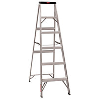 Faulkner 6 Tread Swing Back Ladder - 1.8m