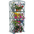4 Tier Plant Tower with Clear Cover