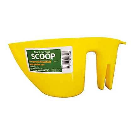 Image for Multi-purpose Gardening Scoop from StoreName