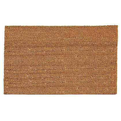 Image for Natural Coir Outdoor Mat from StoreName