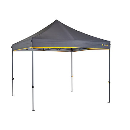 Image for Compact Grey Gazebo from StoreName