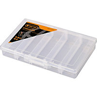 Tactix 5 Compartment Storage Box