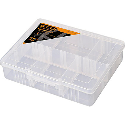 Image for 6 Compartment Storage Box from StoreName