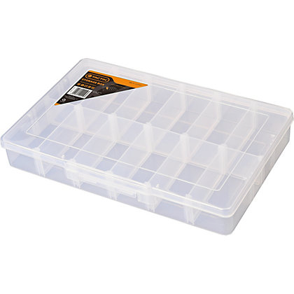Image for Tactix 12 Compartment Storage Box from StoreName