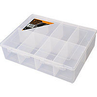 Tactix 8 Compartment Storage Box