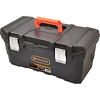 Tactix 508mm Toolbox with Steel Latches
