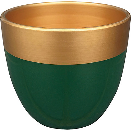 Image for Jewel Plant Pot - Range of Colours Available from StoreName