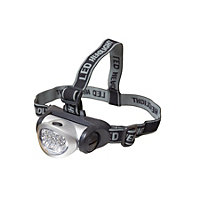 10 LED Headlight - Twin Pack