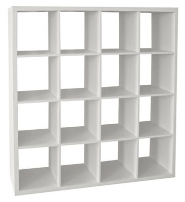 Image for Clever Cube Storage System - 4 x 4 - White from StoreName