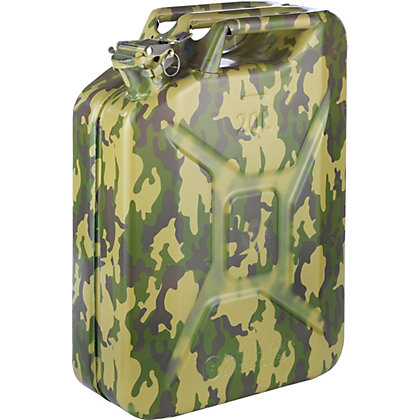 Image for 20L Jerry Can - Camouflage from StoreName