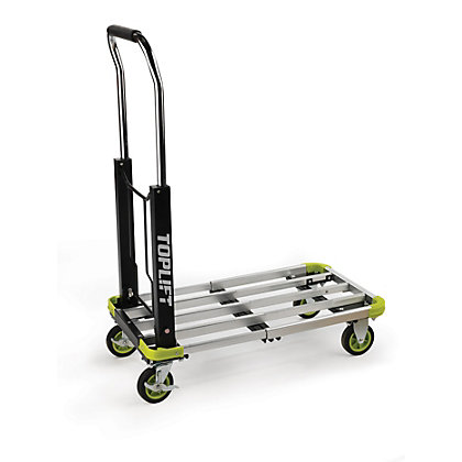 Image for Aluminium Platform Trolley from StoreName