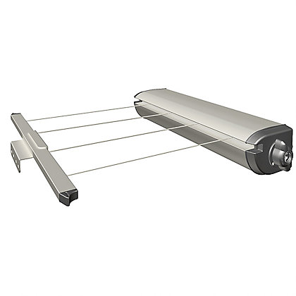 Image for Sunfresh 4 Line Retractable Clothesline from StoreName