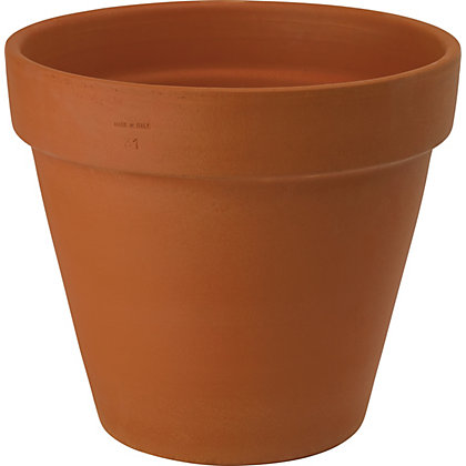 Image for Terracotta Standard Clay Plant Pot - 31cm from StoreName