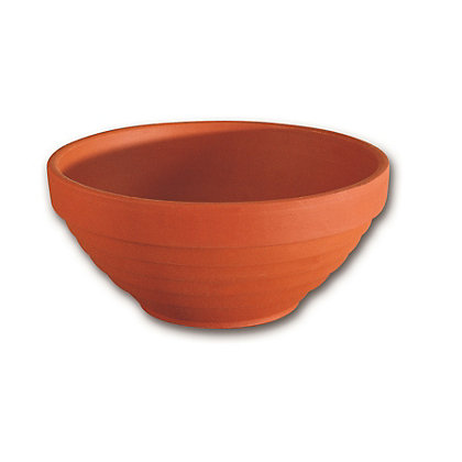 Image for Grande Terracotta Clay Bowl - 36cm from StoreName