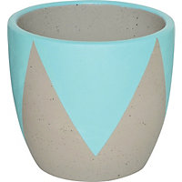 Flash Terracotta Plant Pot - 17cm