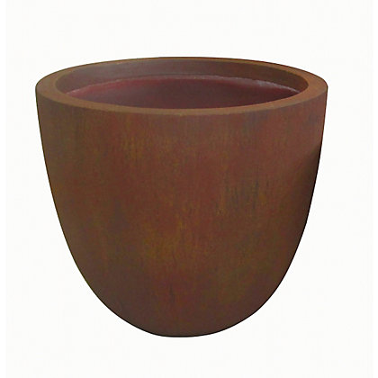 Image for Round Fibreclay Pot - Small from StoreName