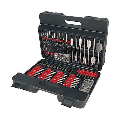 Image for 300 Piece Drill & Bit Set in Case from StoreName