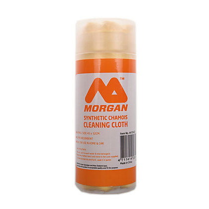 Image for Morgan Synthetic Chamois Cloth from StoreName