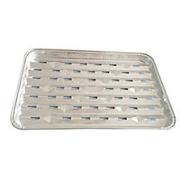 Foil Grill Trays - 5 Pack