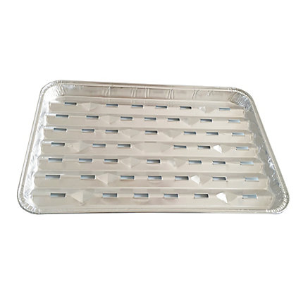 Image for Foil Grill Trays - 5 Pack from StoreName