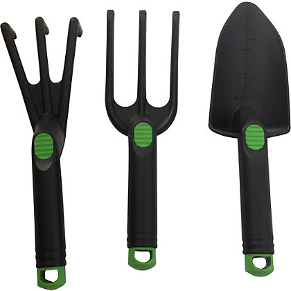 Image for Trowel, Fork & Rake Set from StoreName