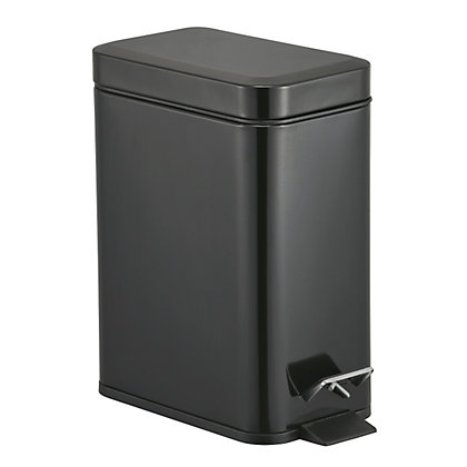 Image for Rectangular Bin - 5L - Black from StoreName